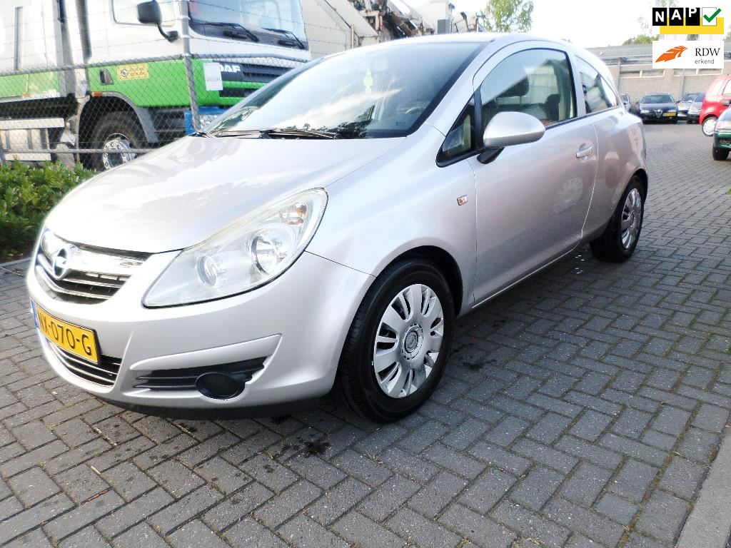Opel Corsa occasion - Robben Trading Sales