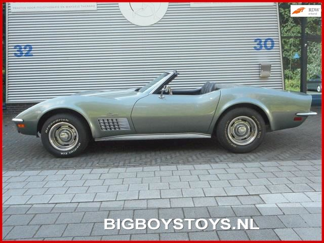 Chevrolet USA Corvette C3 Stingray Convertible