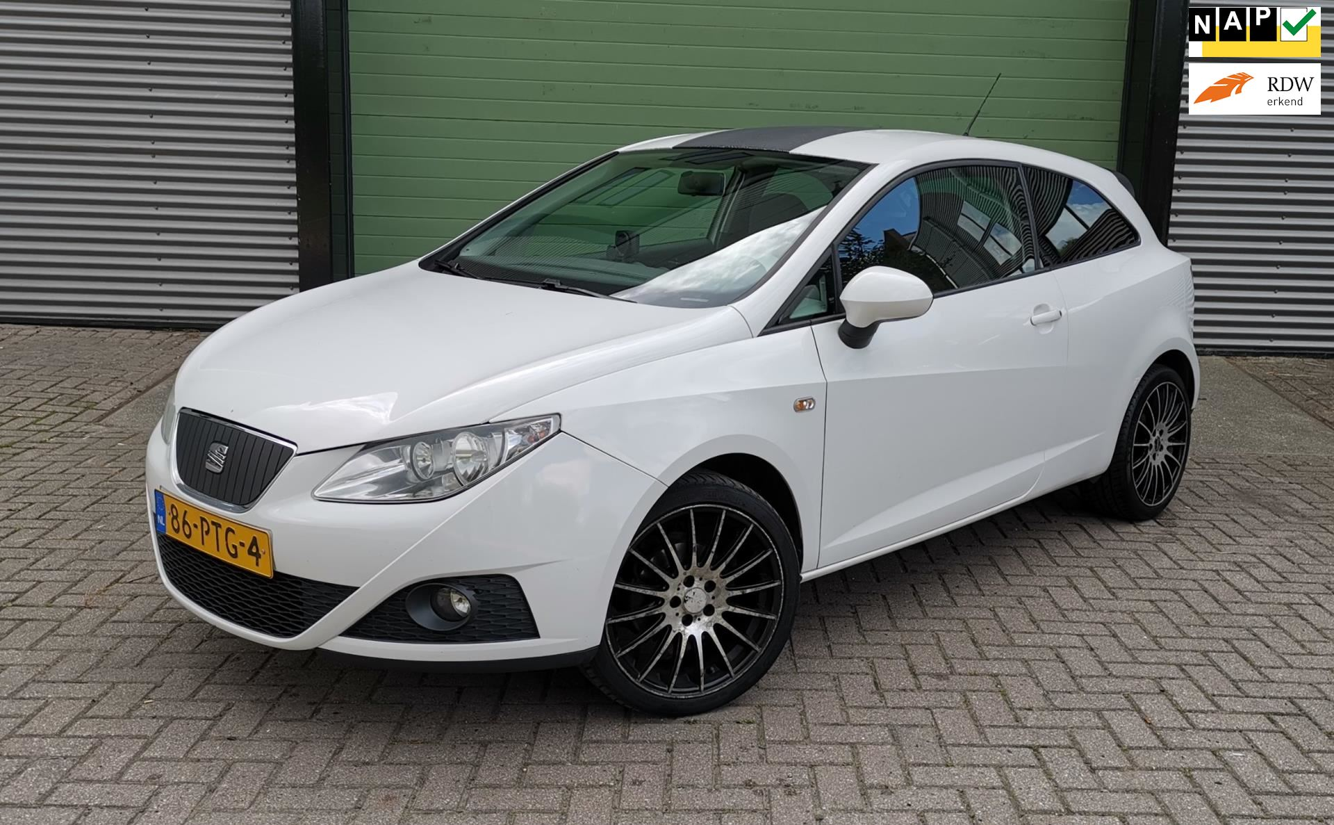 Seat Ibiza SC occasion - Car Trade Nass