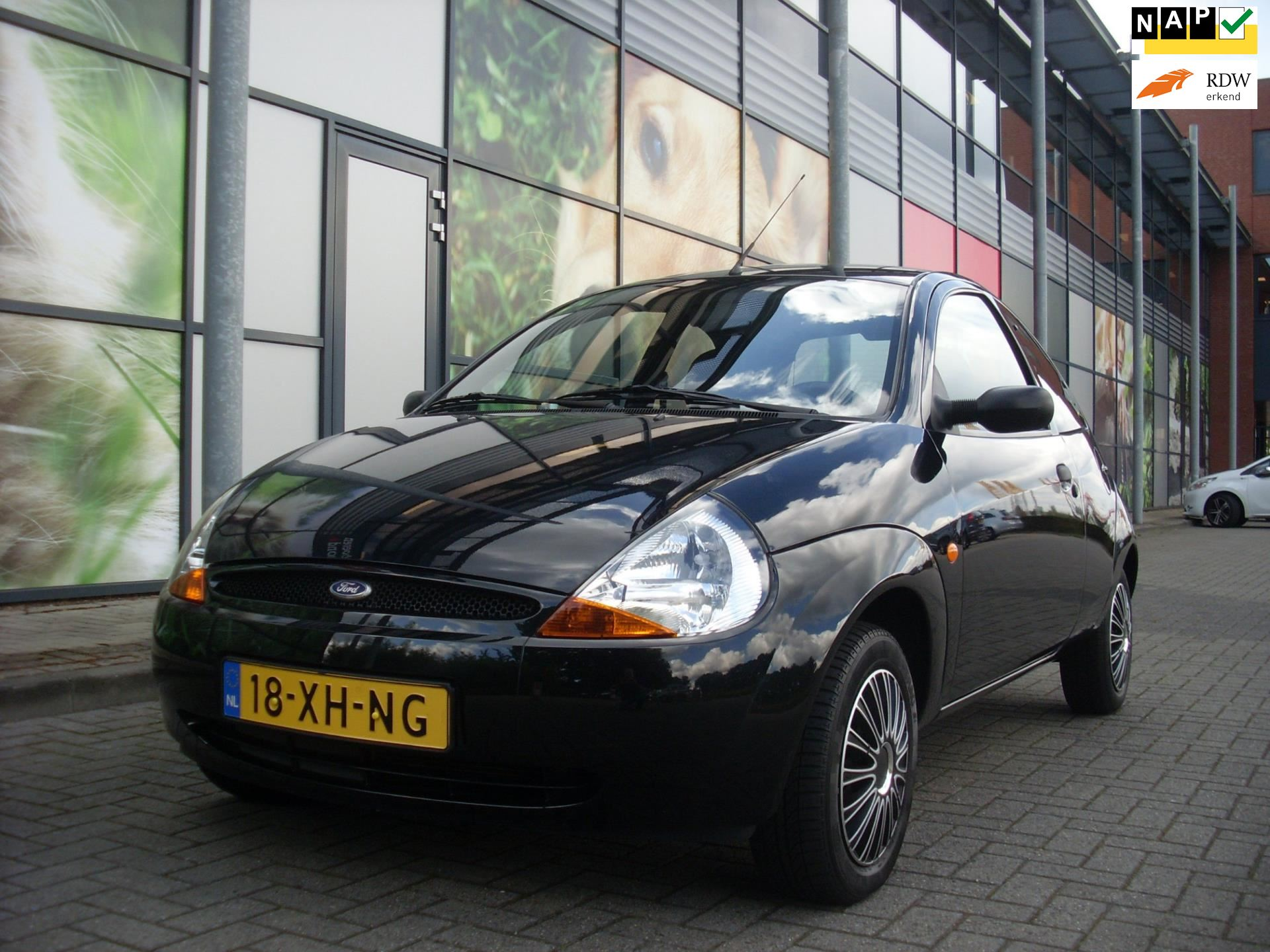 Ford Ka occasion - Verhoeven Cars