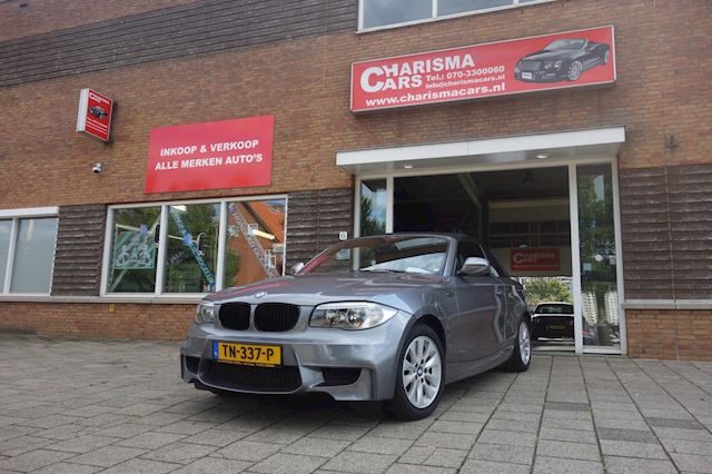 BMW 1-serie Cabrio 118d High Executive | M-PAKKET