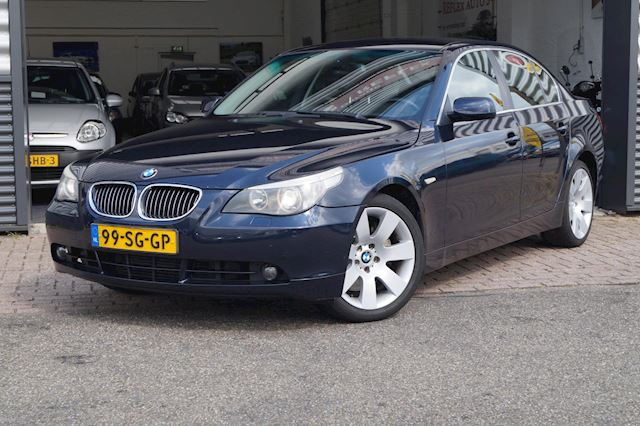 BMW 5-serie 535d High Executive FULL OPTIONS!