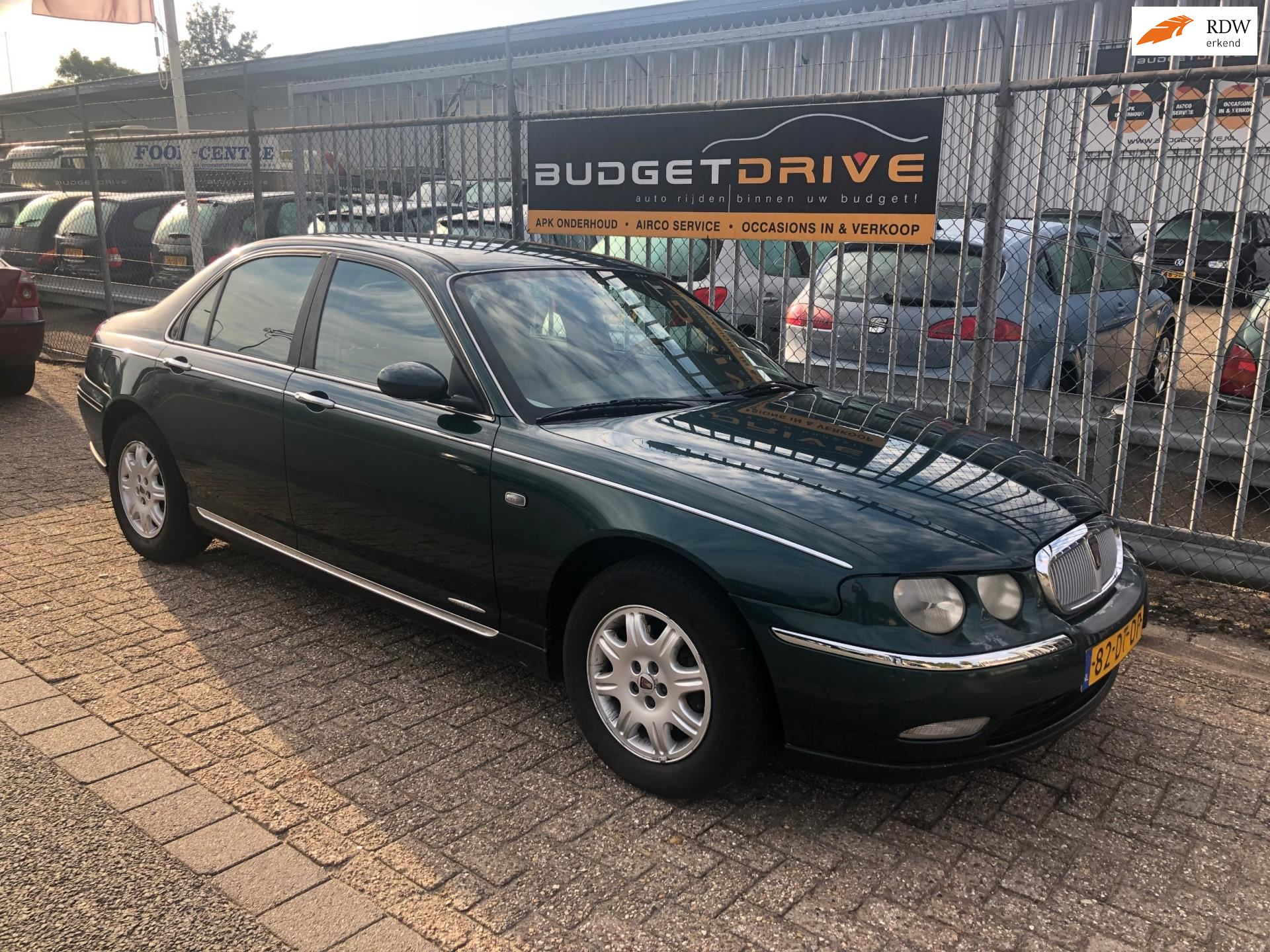 Rover 75 occasion - Budget Drive