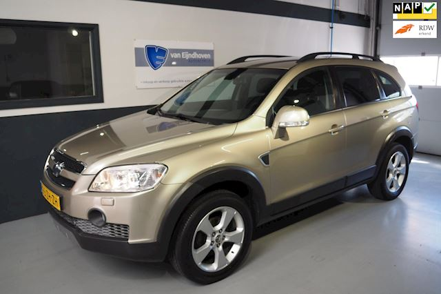 Chevrolet Captiva 2.4i Executive 4WD  Leder  Cruise  ECC