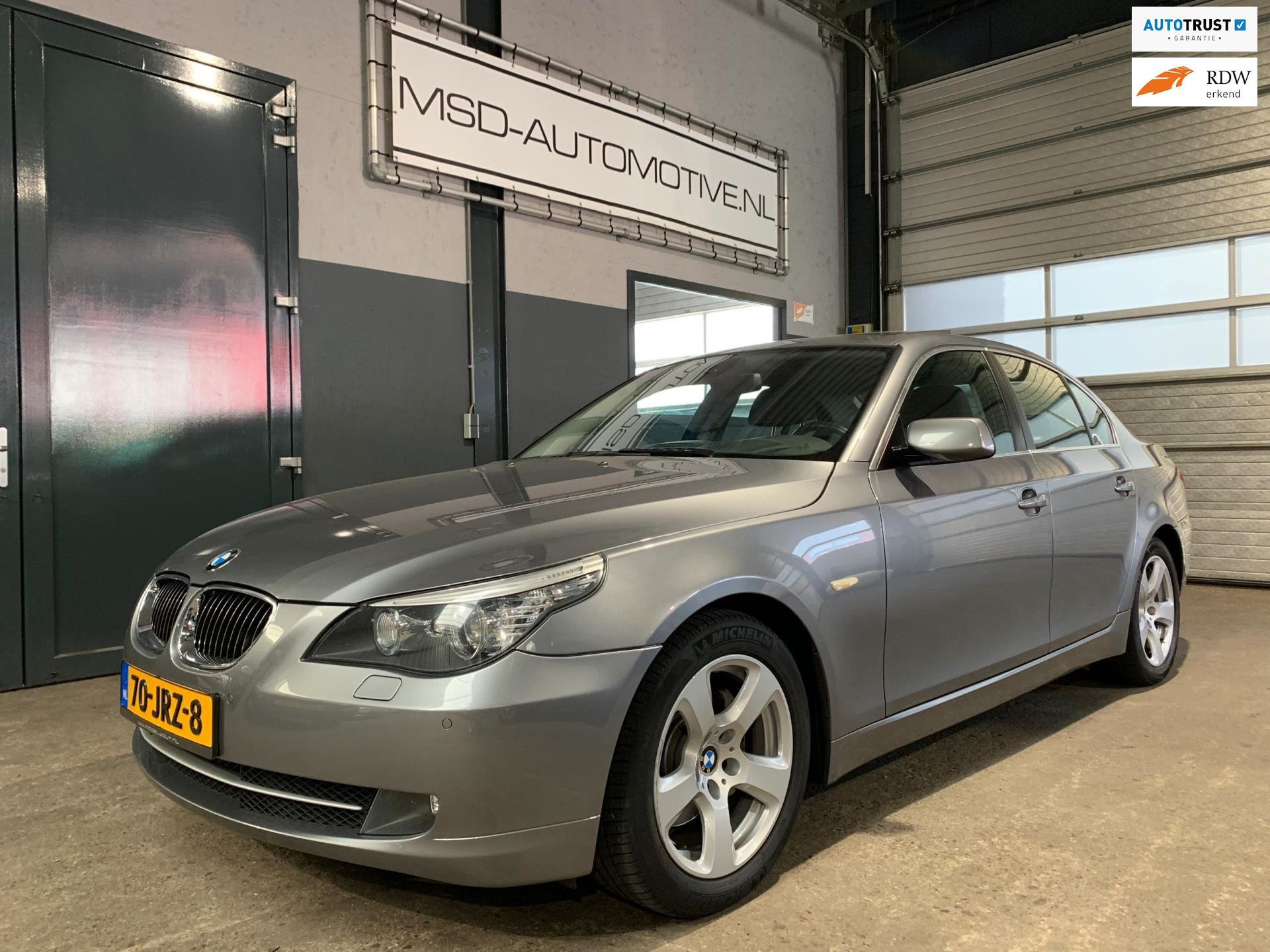 BMW 5-serie occasion - MSD Automotive