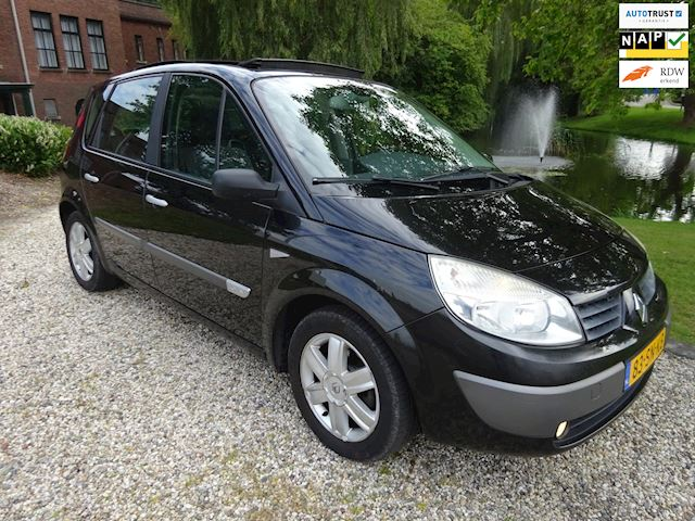 Renault Scénic 1.6-16V Privilège Luxe PANORAMA/airco/CRUISE *apk:10-2020*