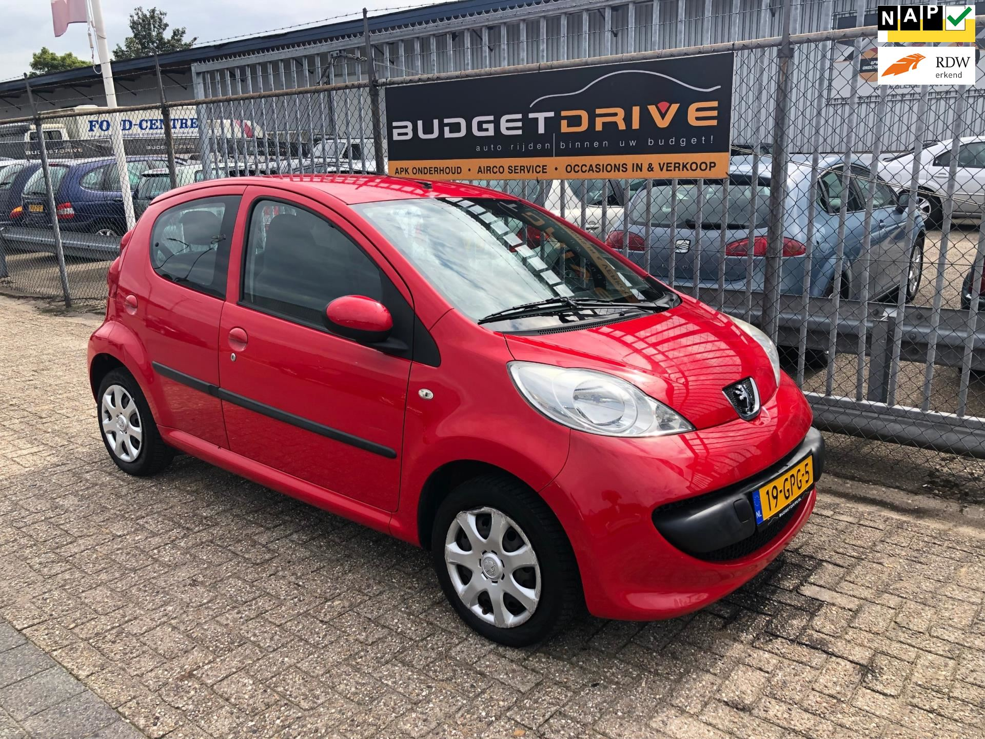 Peugeot 107 occasion - Budget Drive