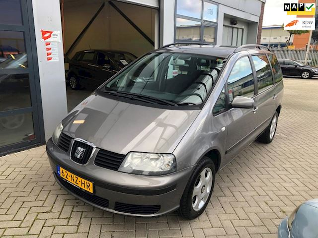 Seat Alhambra 2.0 Stella 7 PERSOONS