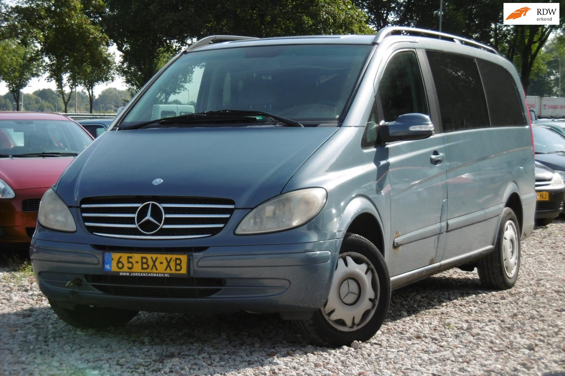 Mercedes-Benz Viano occasion - Dunant Cars