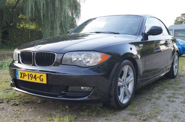 BMW 1 serie 3.0 Coupe 290pk