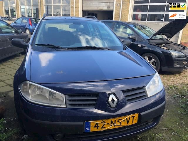Renault Mégane Grand Tour 1.5 dCi Authentique Basis