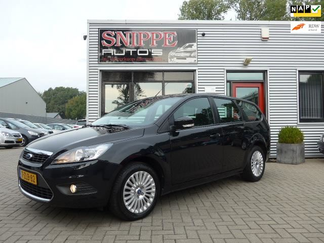 Ford Focus Wagon occasion - Auto Snippe