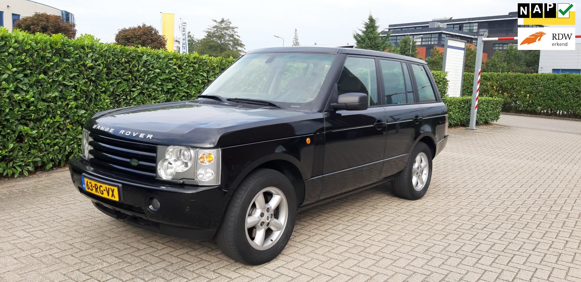 Land Rover Range Rover occasion - YoungTimersHolland