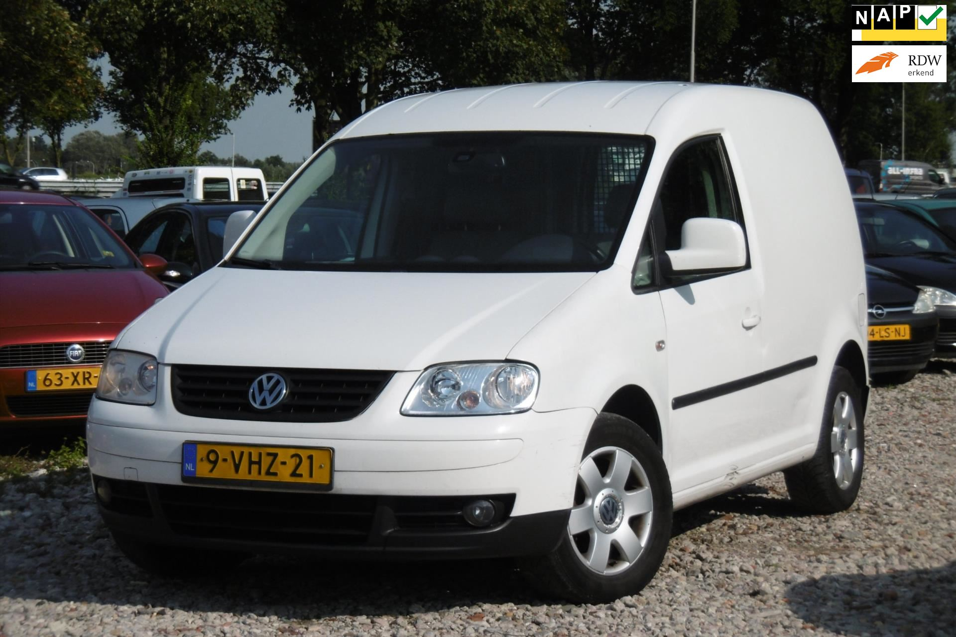 Volkswagen Caddy occasion - Dunant Cars