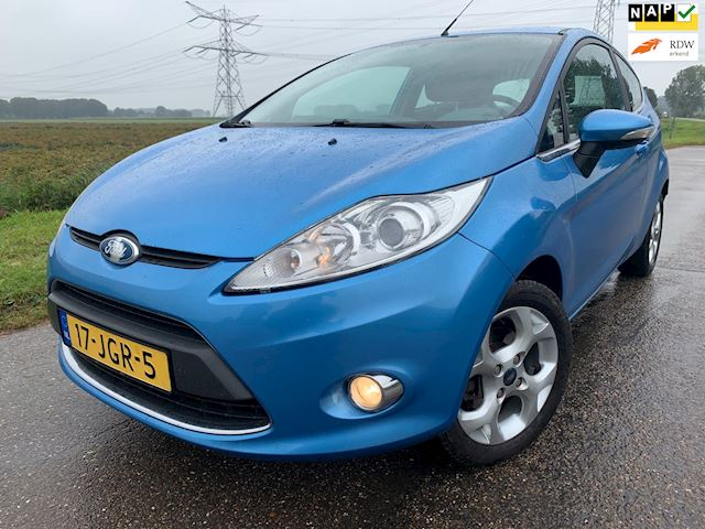 Ford Fiesta 1.25 Titanium / 2009 full options 1e eig