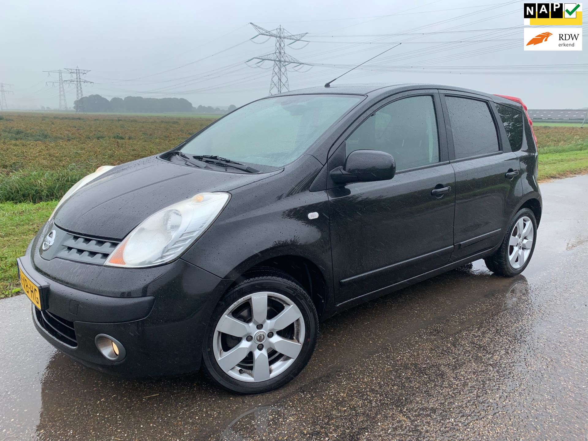 Nissan Note occasion - Van der Made Auto's