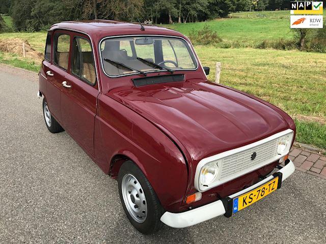 Renault 4 R 4 L In nieuwstaat