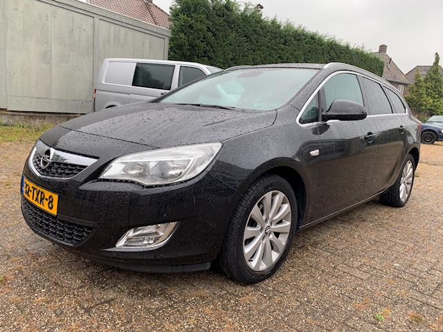 Opel Astra Sports Tourer 1.4 Turbo Sport Navigatie