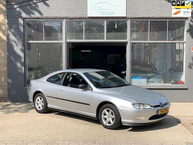 Peugeot 406 Coup occasion - Car Company Tilburg