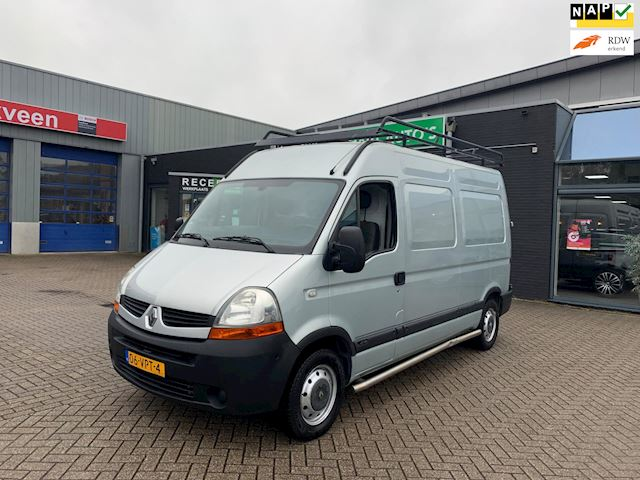 Renault Master T33 2.5 dCi L2 H2 /3 PERS/AIRCO/NAVI/NETTE STAAT!!