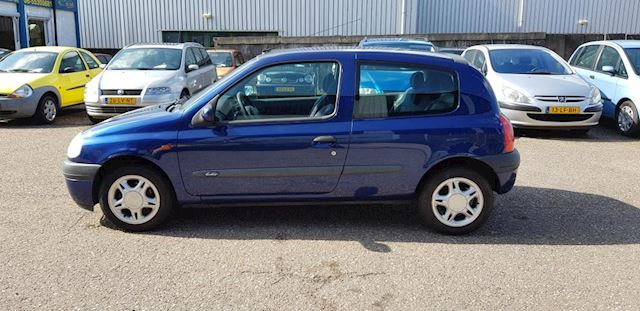 Renault Clio 1.4-16V Si