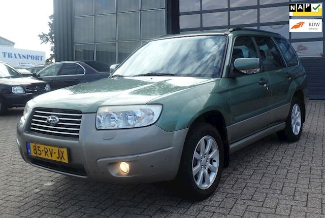 Subaru Forester 2.0 X Comfort Pack  AUTOMAAT  AIRCO  PANORAMA