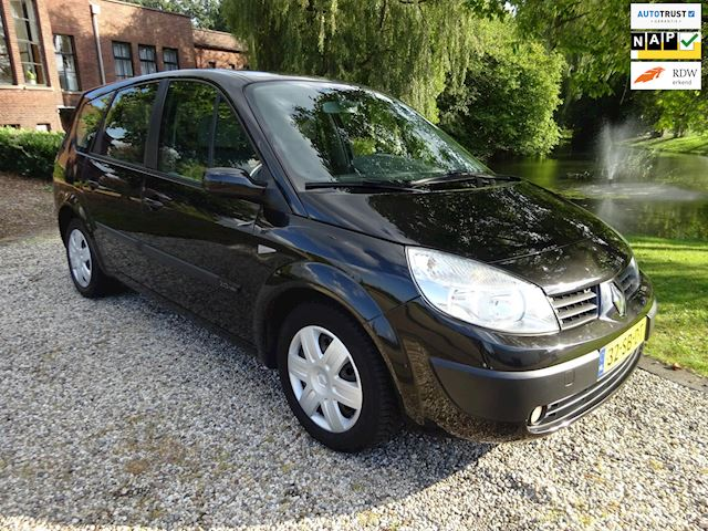 Renault Grand Scénic 2.0-16V Dynamique Comfort 7-persoons *apk:09-2020* AIRCO/cruise