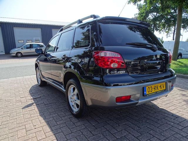 Mitsubishi Outlander 2.0 Invite plus