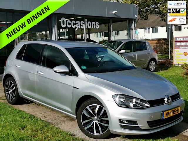Volkswagen Golf 1.6 TDI Business Edition R Connected Aut/Airco/Cruise/Navi/LMV/El.ramen/APK