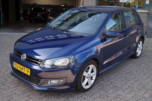 Volkswagen Polo 1.2 TDI BlueMotion Comfortline Navi storing in de turbo