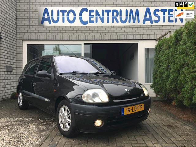 Renault Clio 1.4-16V RXE AUTOMAAT INITIALE