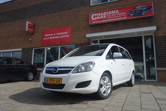 Opel Zafira 1.7 CDTi 111 years Edition | 7 Persoons