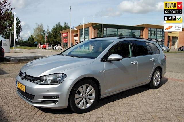 Volkswagen Golf Variant 1.0 TSI Comfortline  85 KW Bluemotion alle opties