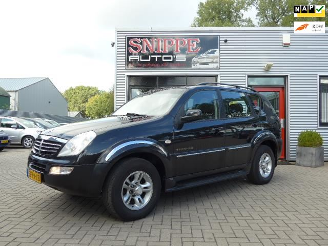 SsangYong Rexton occasion - Auto Snippe