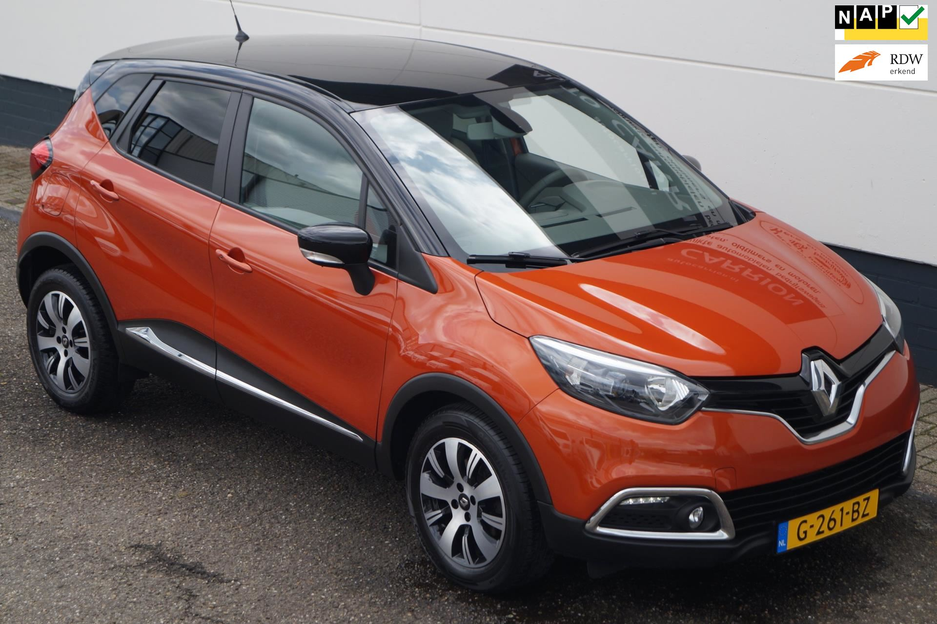 Renault Captur occasion - CARRION