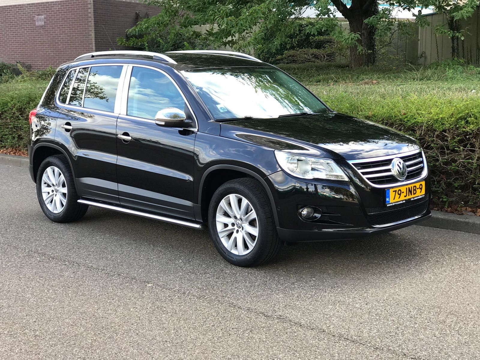 Volkswagen Tiguan occasion - Styl Cars