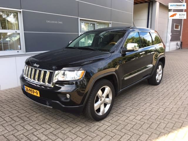 Jeep Grand Cherokee 3.6 Overland First Edition