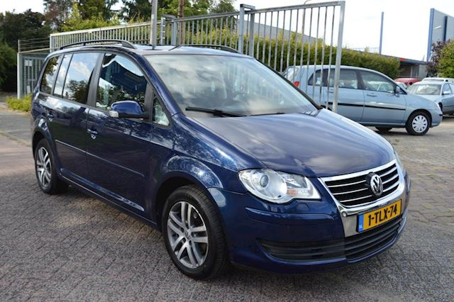Volkswagen Touran 1.4 TSI Optive bj07 airco navi elec pac