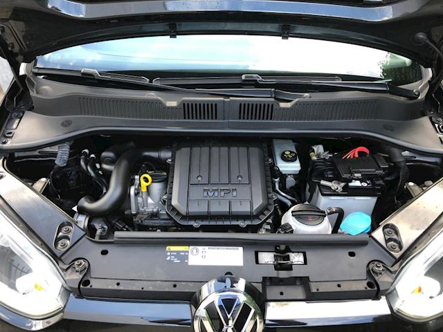 Volkswagen Up! 1.0 up! Edition BlueMotion cup stoel verwarming airco