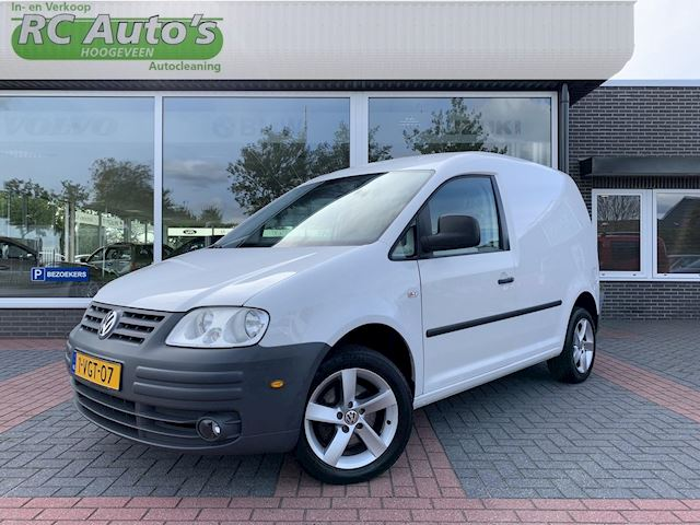 Volkswagen Caddy 1.9 TDI 850 kg. AIRCO-MARGE AUTO