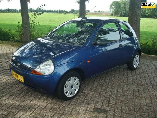 Ford Ka occasion - Auto Lowik