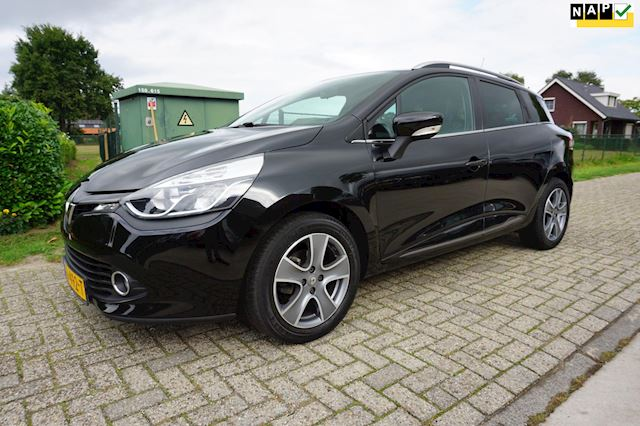Renault Clio Estate 0.9 TCe Night&Day NAVI / cruise / pdc