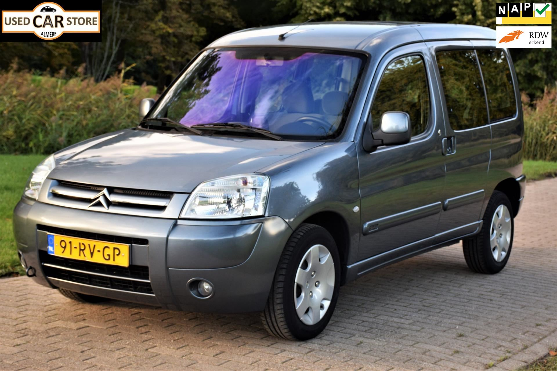 Citroen Berlingo occasion - Used Car Store Almere