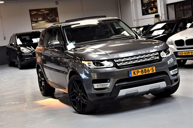 Land Rover Range Rover Sport 3.0 SDV6 HSE Dynamic *7-Persoons*|Panoramadak|22 Inch|Navi|51500km!!
