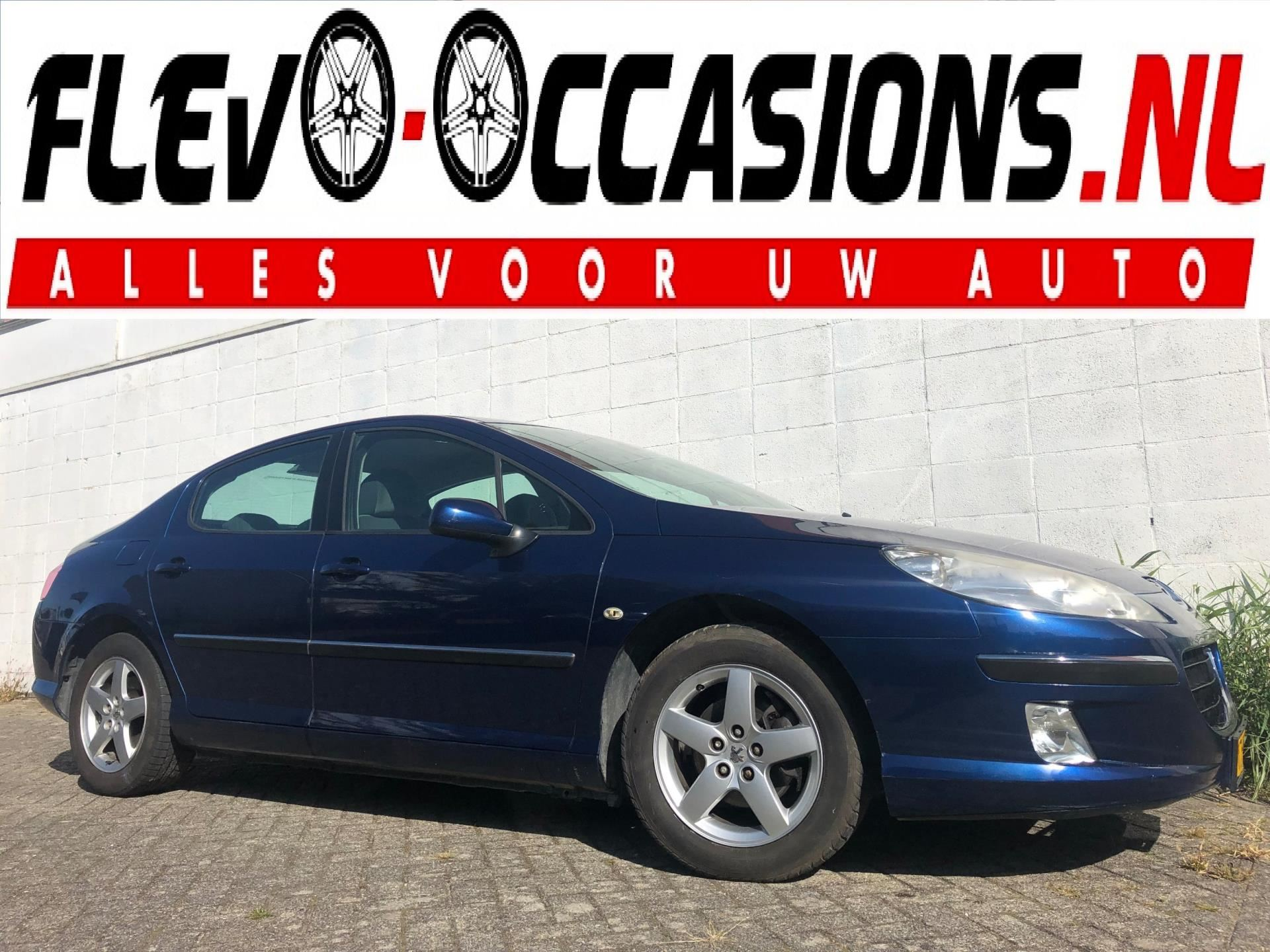 Peugeot 407 occasion - Flevo Occasions