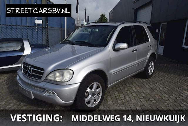 Mercedes-Benz M-klasse 400 CDI Inspiration export!
