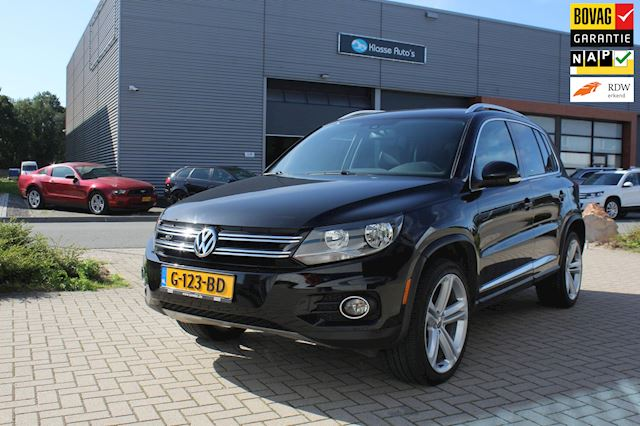 Volkswagen Tiguan 2.0 TSI 4Motion Highline Business R 2.0 TSI R-Line 4Motion Highline Business