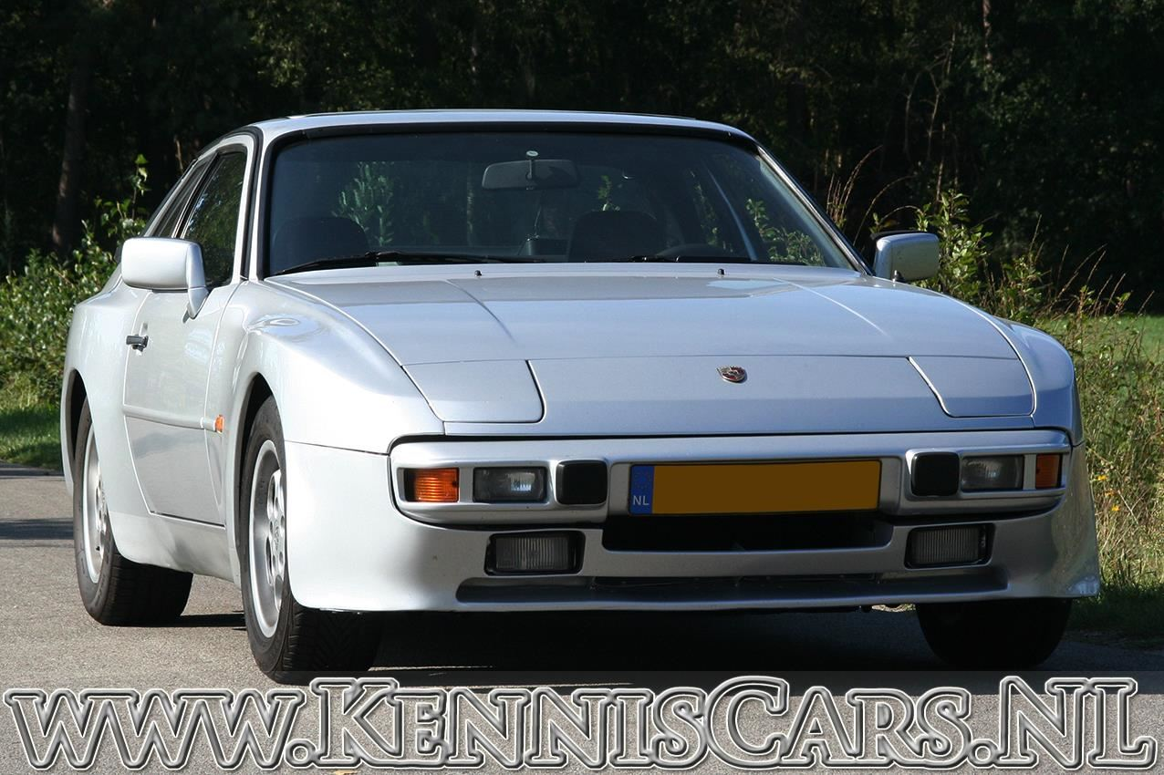Porsche 1984 944 Coupe occasion - KennisCars.nl