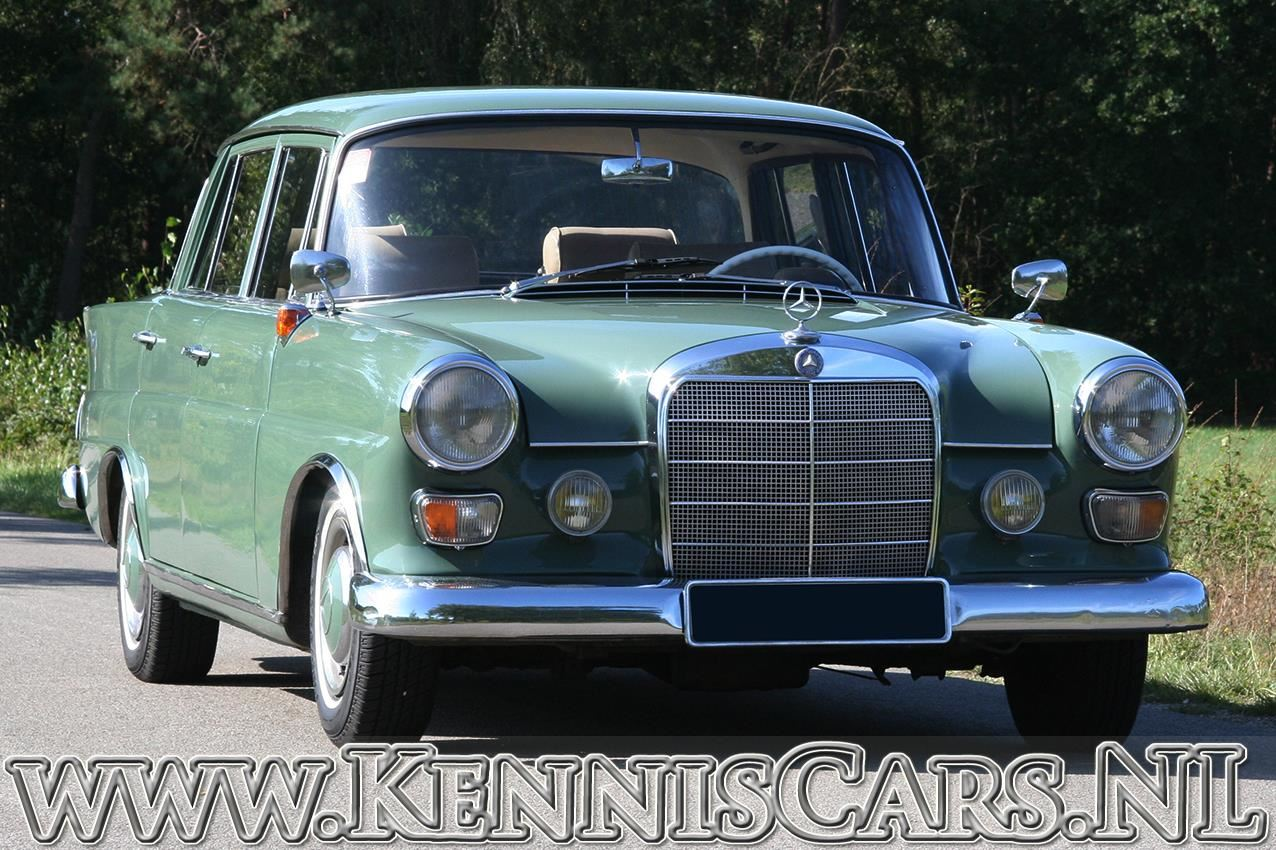 Mercedes-Benz 1965 190 Sedan occasion - KennisCars.nl