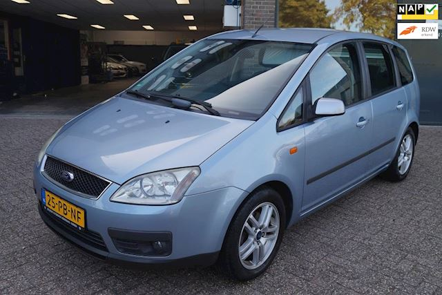 Ford Focus C-Max 1.8-16V First Edition Airco Nap 14 maanden Apk